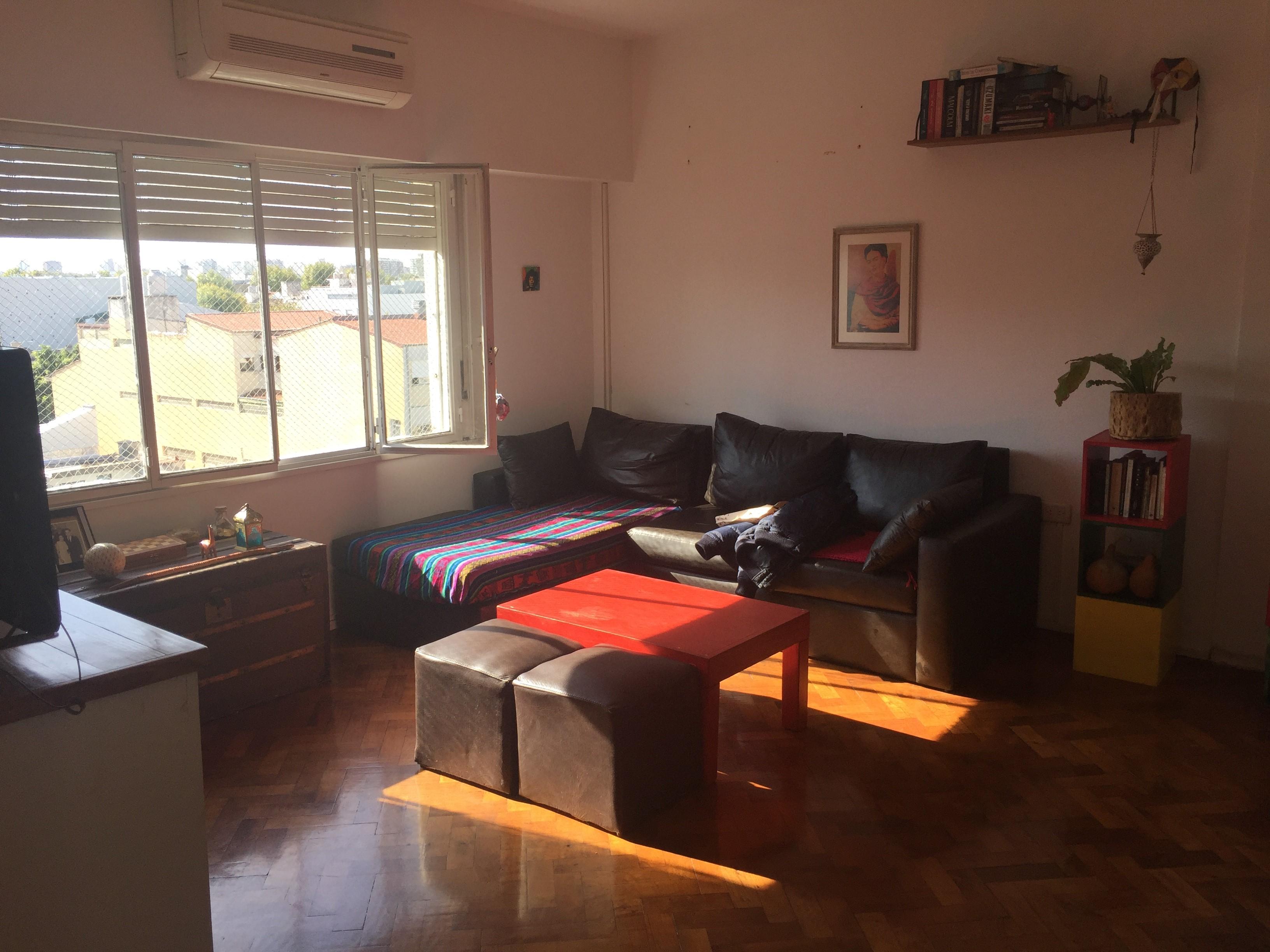 Departamento · 64m² · 3 Ambientes